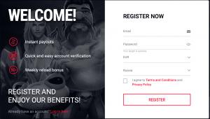 ttr casino registration