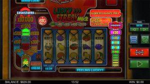 lucky streak Big Time Gaming