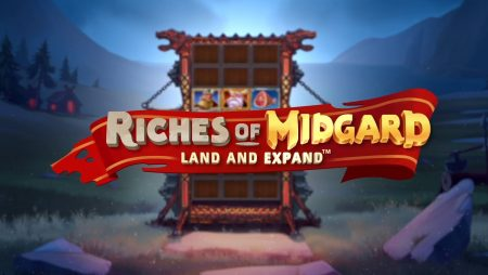 Riches of Midgard: Land and Expand — NetEnt