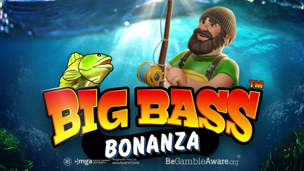 Big Bass Bonanza — Pragmatic Play
