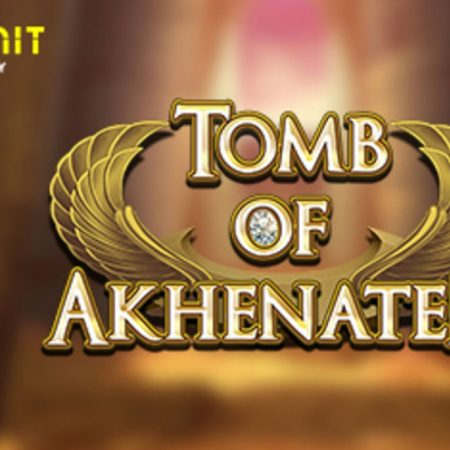 Tomb of Akhenaten — Nolimit City