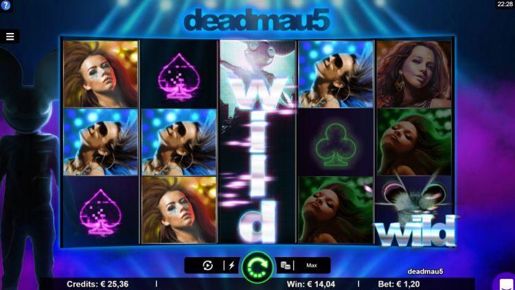 Deadmau5 microgaming-special wild