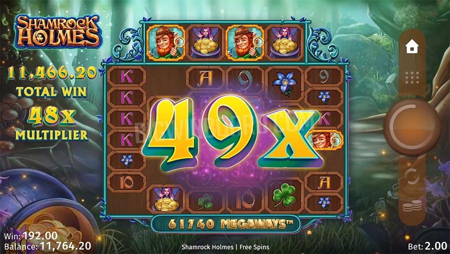 shamrock-holmes-megaways-slot-bonus game