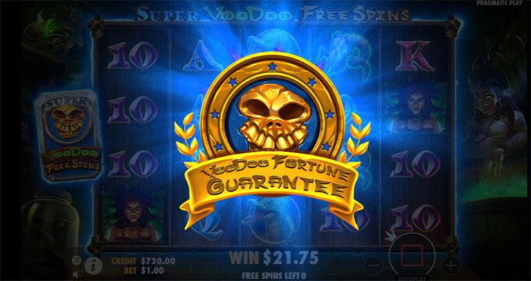 voodoo magic fortune guarantee