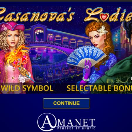 Сasanova's Ladies — Amatic