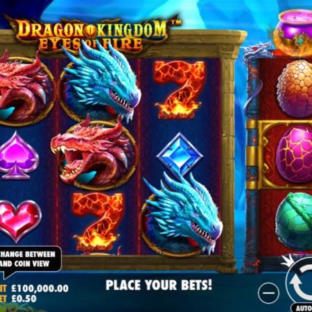 Pragmatic play — Dragon Kingdom – Eyes of Fire