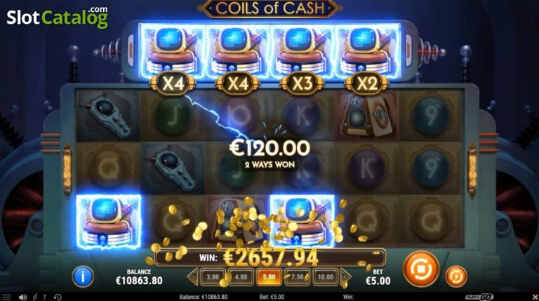 Coils-of-Cash-ways won