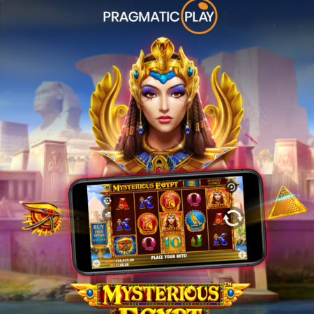 Mysterious Egypt — Pragmatic Play