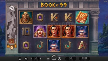 Coming soon: Book of 99 – Relax Gaming