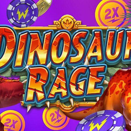 Dinosaur Rage — Quickspin