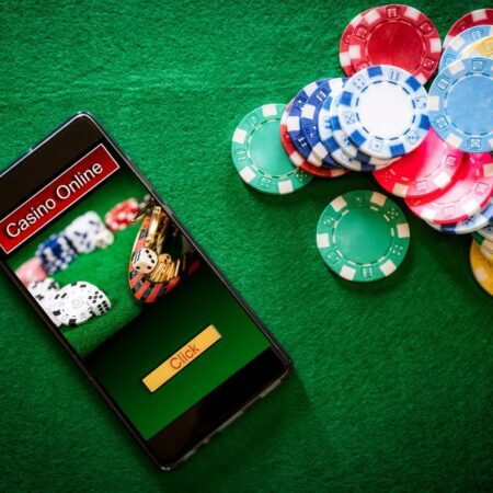 75% of online gambling – mobile gaming