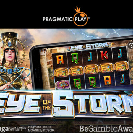 Eye of the Storm — Pragmatic Play