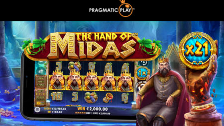 The Hand of Midas — Pragmatic Play