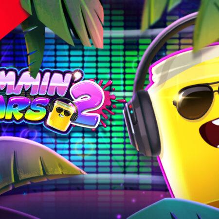 Coming soon: Jammin 'Jars 2 – Push Gaming