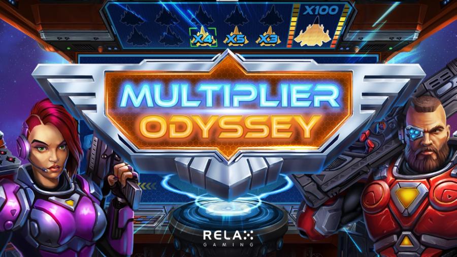 Multiplier Odyssey — Relax Gaming