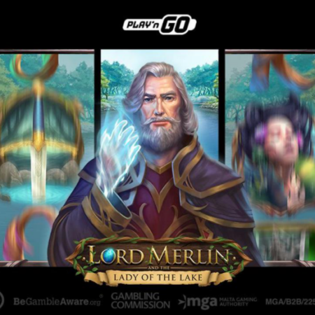 Lord Merlin and the Lady of the Lake — Play'n GO