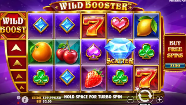 wild booster scatter