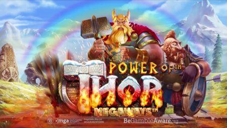 Power of Thor Megaways — Pragmatic Play