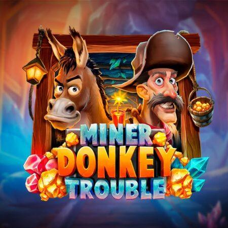 Miner Donkey Trouble — Play'n GO
