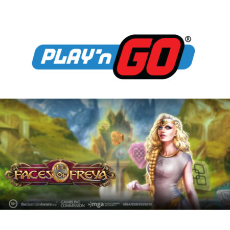 The Faces of Freya — Play'n GO