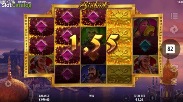 Sinbad-Quickspin