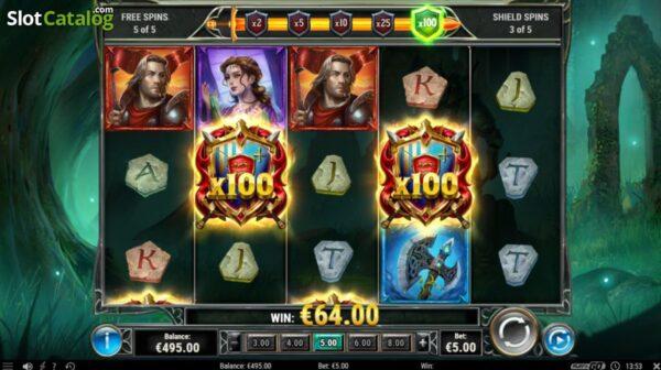 The-Green-Knight-bonus game