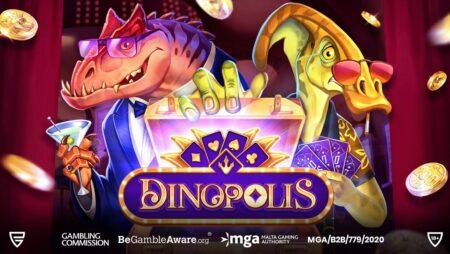 Dinopolis — Push Gaming