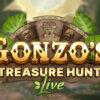 Gonzo's Treasure Hunt — Evolution